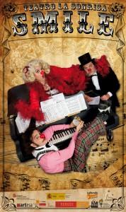 Smile, espectáculo infantil y familiar de Teatro La Sonrisa