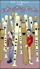 Entre pitos y flautas. Show circense infantil y familiar